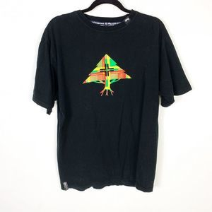 LRG Lifted Research Group Tree shirt graphic black